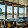 Afternoon Tea on The Yacht, London.