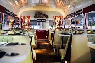 Gin Afternoon Tea Bus Tour, Glasgow – for Two or more.