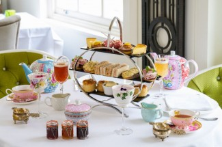 Hush Brasserie Afternoon Tea