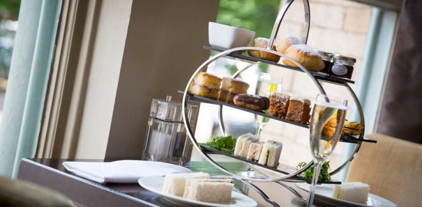 Afternoon Tea at the Townhouse Hotel Manchester