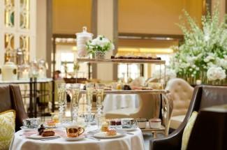 Afternoon Tea Corinthia Hotel London.
