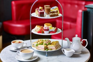 Afternoon Tea at Cafe Rouge, UK Wide.