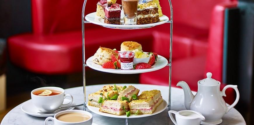 Afternoon Tea at Cafe Rouge, UK Wide.