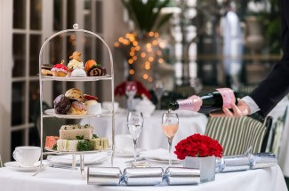 Winter Wonderland Afternoon Tea at The Chesterfield Mayfair