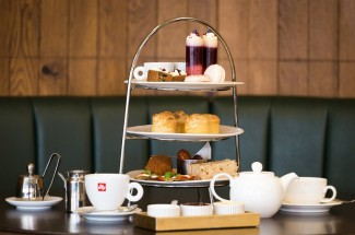 Afternoon Tea at Abode, Glasgow
