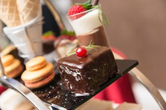 Prosecco & Chocolate Afternoon Tea at Hotel Xenia Autograph Collection, Kensington.