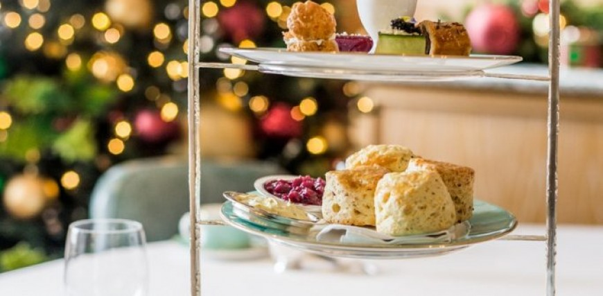 Afternoon Tea Gift Vouchers for Christmas