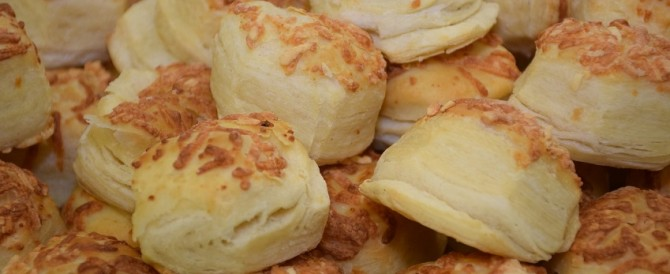Cheese, Apple and Sage Scones Recipe