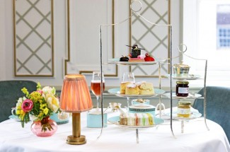 Fortnum and Mason Afternoon Tea with Champagne, London
