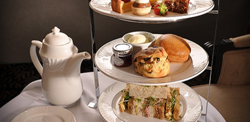 Afternoon Tea for Two at The Vermont Hotel, Newcastle Upon Tyne.