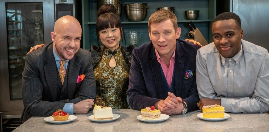 Great British Bake Off – The Professionals – 2020 Entries