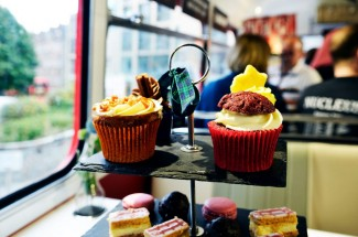 Wizarding Afternoon Tea Bus Tour Edinburgh