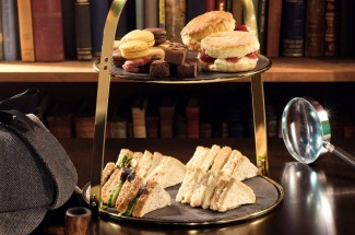Sherlock Homes Escape Room Afternoon Tea London for Four