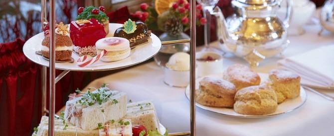 Best Christmas Afternoon Tea in London 2020