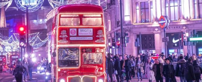 Best Christmas Afternoon Tea in London 2021