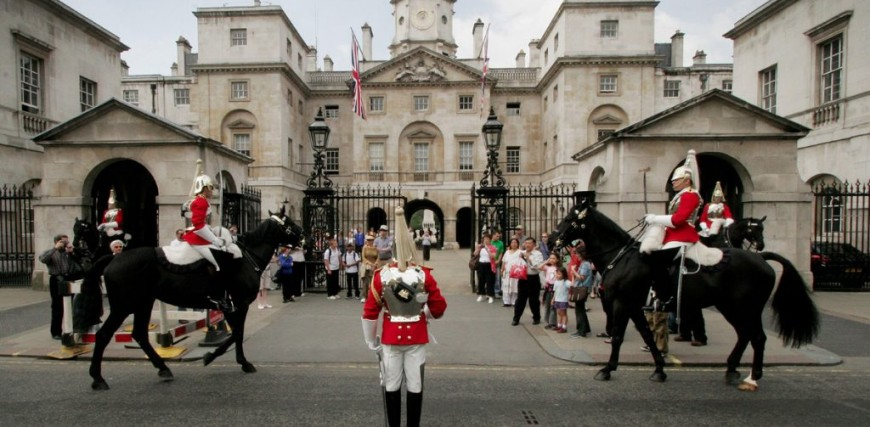 Household Cavalry Museum Visit with Afternoon Tea at the Luxury Amba Hotel