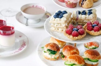 Chouxlicious Afternoon Tea Delivery