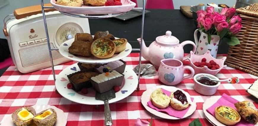 Piglets Pantry Afternoon Tea Delivered to your Door