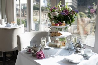 Rowhill Grange Champagne Afternoon Tea, Kent