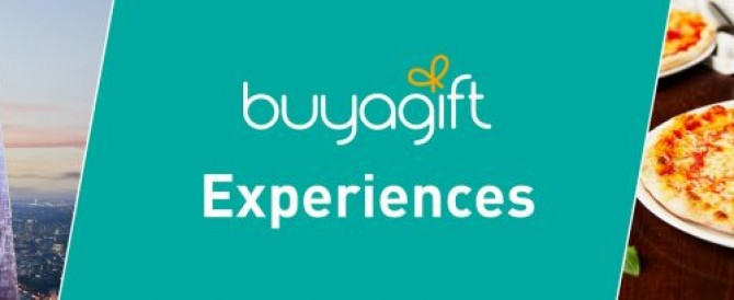 20% Discount Code from Buyagift for June 2021