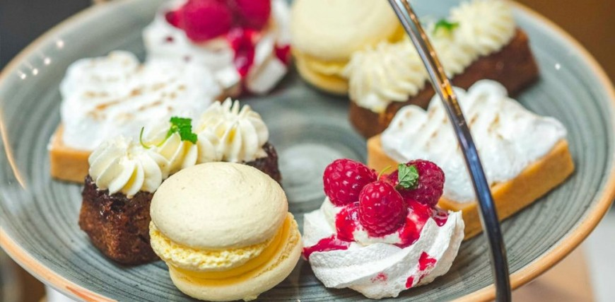 The Grand York Afternoon Tea for Two