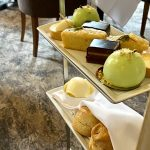 Sweet treats for afternoon tea at the Midland Hotel