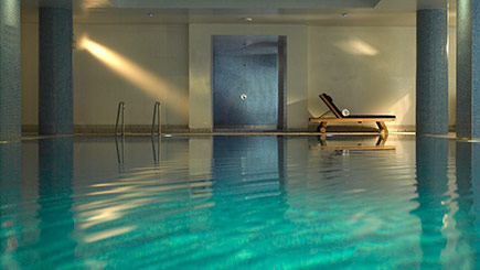 Spa at the Balmoral Hotel, Edinburgh