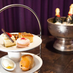 Afternoon tea at Blythswood Square in Glasgow