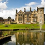 The majestic Breadsall Priory, Derby. The perfect venue for afternoon tea.