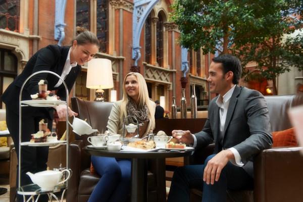 Renaissance Hotel London Afternoon Tea