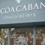 Enjoy afternoon tea in Manchester at the delicious Cocoa Cabana chocolatiers
