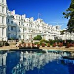 Swimming pool at Grand Hotel Eastbourne