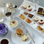 The sumptuous Afternoon Tea at the Halkin by Como, Belgravia, London