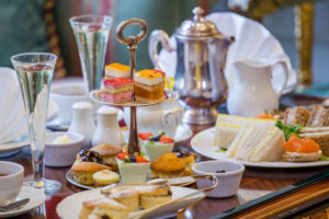 Afternoon Tea at the Bentley Hotel