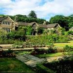 Afternoon tea at Lewtrenchard Manor, Devon, the perfect retreat
