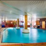 Relax in the pool during your spa and afternoon tea pamper day at the Mercure Hotel, Maidstone.