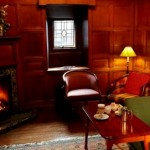 A quiet spot for afternoon tea in West Midlands at Moor Hall Hotel