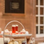 A traditional afternoon tea in Edinburgh at the Waldorf Astoria