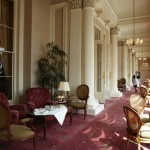 Enjoy a truly British afternoon tea at the Grand Hotel, EAstbourne in East Sussex.