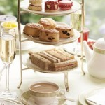 Afternoon tea in Mayfair at Grosvenor House