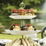 A mouthwatering afternoon tea at Breadsall Priory as part of a Spa and Afternoon Tea deal