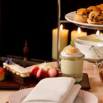 Afternoon Tea at the Rose Lounge or Balcon, Sofitel St James, London