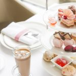 Chocs Away, the Sheraton One Square's Chocolate Afternoon Tea for Autumn 2017 in Edinburgh.