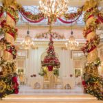 Christmas Afternoon Tea, The Ritz, London.