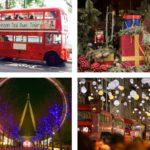 Afternoon Tea Bus Tour, London - Christmas 2017