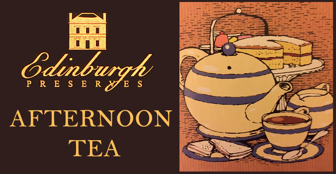 Tea Gifts Collection from Edinburgh Preserves, Girls Afternoon Tea Competition January 2015