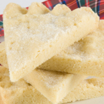 Shortbread recipe from Girls Afternoon Tea