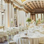 Afternoon tea at the Colonnades in the Signet Library, Edinburgh