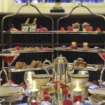 Valentine's afternoon tea at the Signet Library