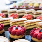 Mouthwatering tarts and pastries to tempt you to enjoy afternoon tea in London at BB Bakery, Covent Garden